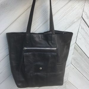 Anthropologie Day & Mood genuine leather bag.